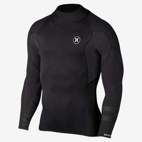 Hurley Mens Fusion 101 Jacket Wetsuit