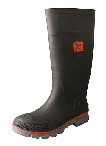 Twisted X Men's Mud Boot Black