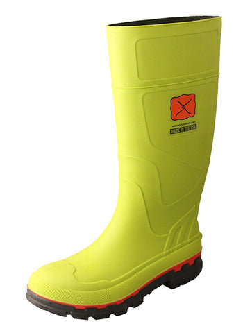 Twisted X Men's Mud Boot Green