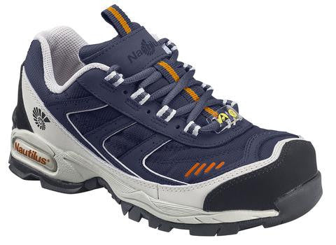 Nautilus 1326 Men's ESD No Exposed Metal Safety Toe Athletic