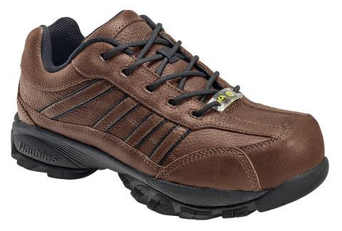 Nautilus 1670 Men's ESD No Exposed Metal Safety Toe Oxford