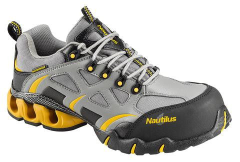 Nautilus 1850 Women's Comp Toe Waterproof EH Athletic