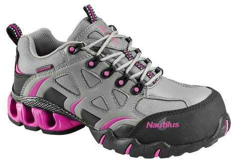 Nautilus 1851 Women's Comp Toe Waterproof EH Athletic