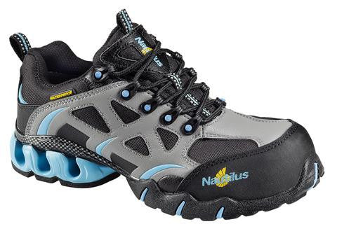 Nautilus 1852 Women's Comp Toe Waterproof EH Athletic