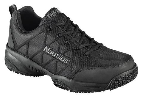 Nautilus 2114 Men's Comp Toe Light Weight Slip Resistant Athletic