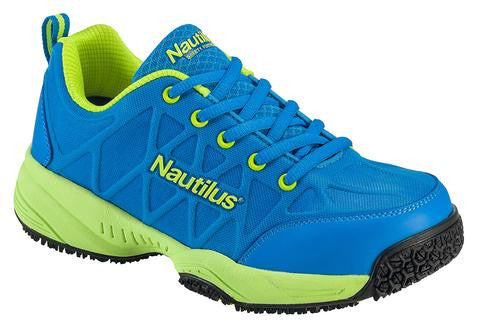 Nautilus 2154 Women's Comp Toe Light Weight Slip Resistant Safety Toe Athletic