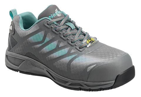 Nautilus 2485 Women's Advanced ESD Carbon Composite Fiber Toe No Exposed Metal Safety Toe Athletic