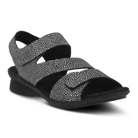 Spring Step Women's Nadezhda Sandal Black Multi