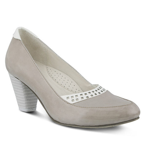 Spring Step Women's Navis Pump Gray