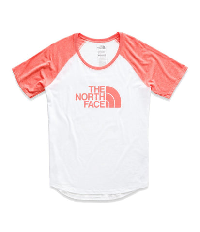 TNF White Heather/Spiced Coral Heather