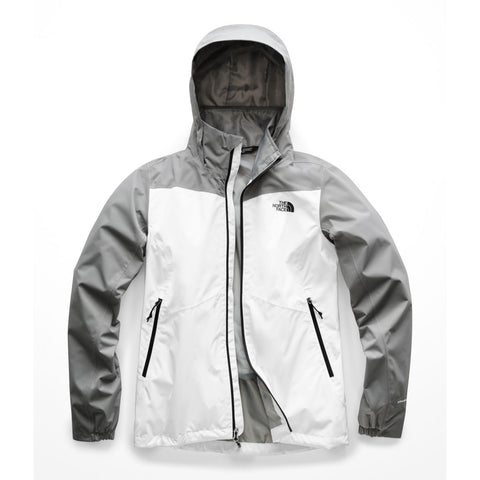 TNF White/Mid Grey Dobby