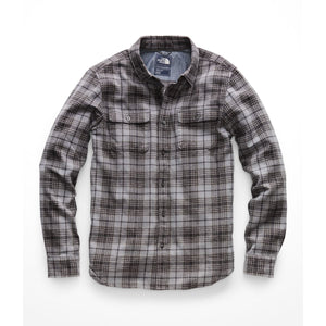 Monument Grey Larkspur Plaid