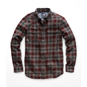 Sequoia Red Larkspur Plaid