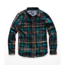 Load image into Gallery viewer, Urban Navy Barrows Plaid