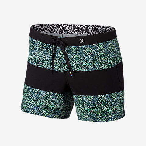 "Hurley Womens Phantom 5"" Beachrider Boardshort"