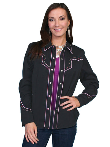 Scully PL-802 Women's Shirt