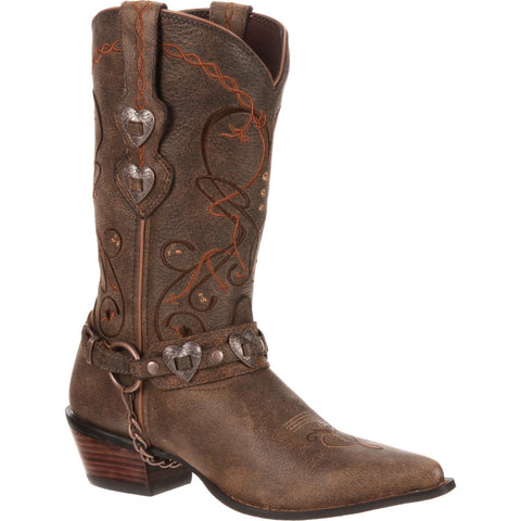 Durango Women's Brown Heartbreaker Boot