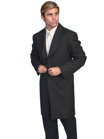 Scully RW042X Men's Old West Frock Coat