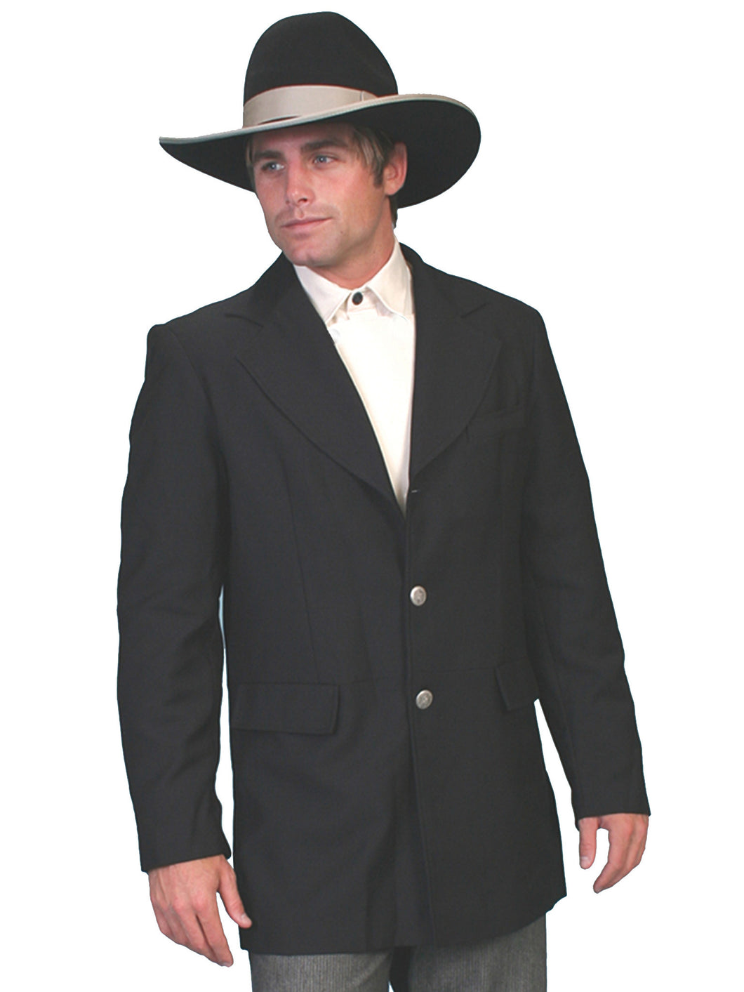 Scully RW200 Men's Old West Coat