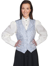 Load image into Gallery viewer, Scully Rose vine vest