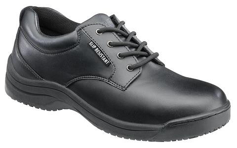 Skidbuster 5076 Women's Leather Slip Resistant Oxford