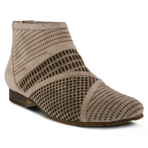 Spring Step Women's Sarani Bootie Gray