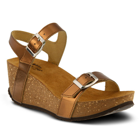 Spring Step Women's Shiri Sandal Bronze