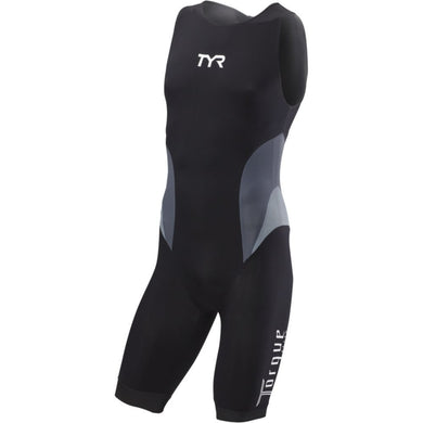 TYR Men's Torque Elite Swimskin Black