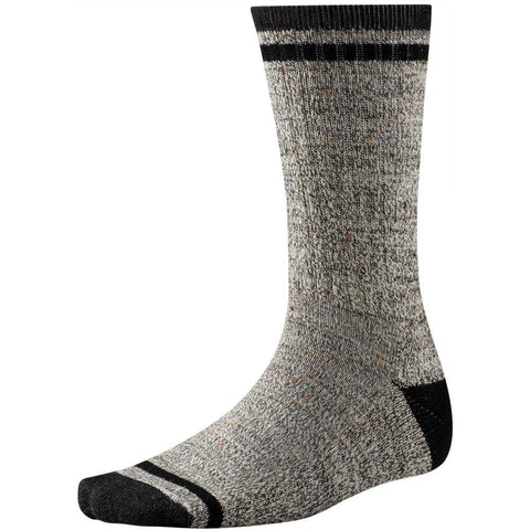 Smartwool Men's Larimer Crew Socks Charcoal Heather
