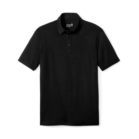 Smartwool Men's Merino 150 Polo Black