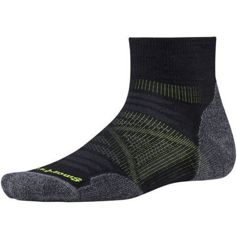 Smartwool Men's PhD® Outdoor Light Mini Socks Black