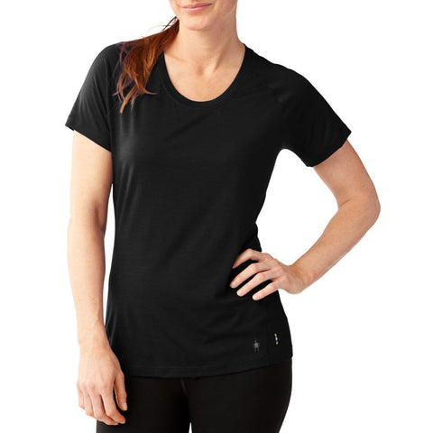Smartwool Women's Merino 150 Baselayer Short Sleeve Black
