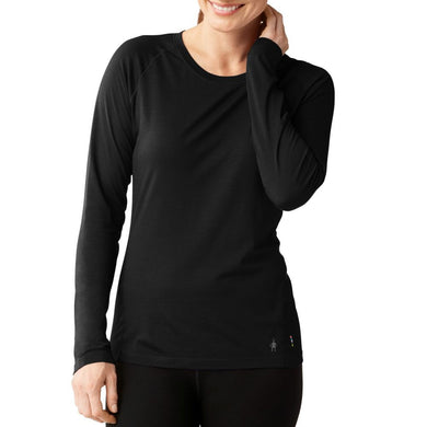 Smartwool Women's Merino 150 Baselayer Long Sleeve Black