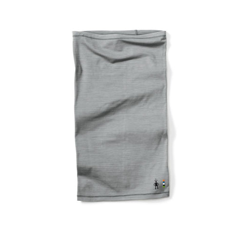 Smartwool Merino 150 Pattern Neck Gaiter Light Gray