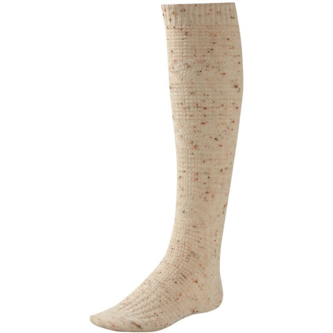 Smartwool Women's Wheat Fields Knee High Socks Natural Heather