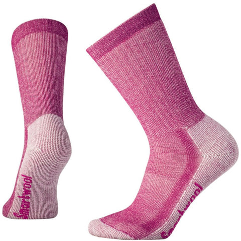 Smartwool Women's Hike Medium Crew Socks Berry