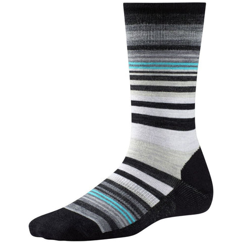Smartwool Women's Jovian Stripe Socks Black