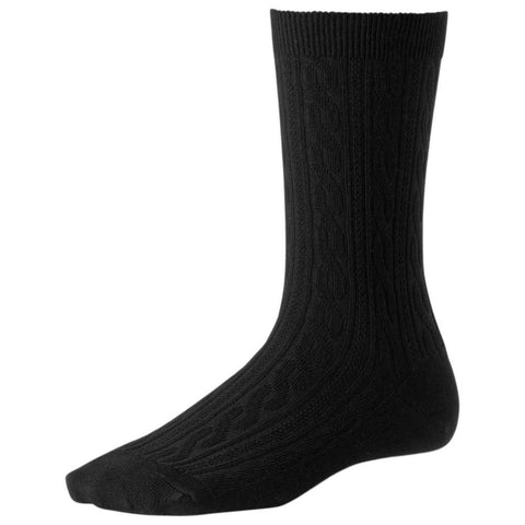 Smartwool Women's Cable II Socks Black