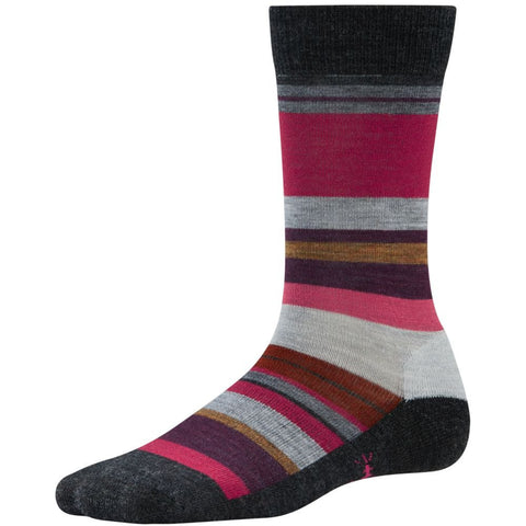 Smartwool Women's Saturnsphere Socks Charcoal Heather