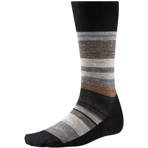Smartwool Men's Saturnsphere Socks Black/White