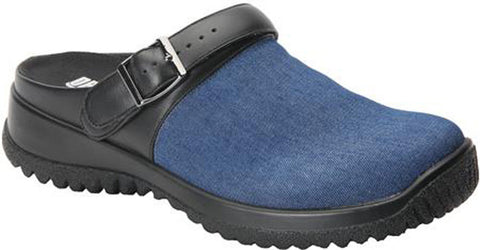 Drew Shoes Women's Savannah Shoes Blue Denim