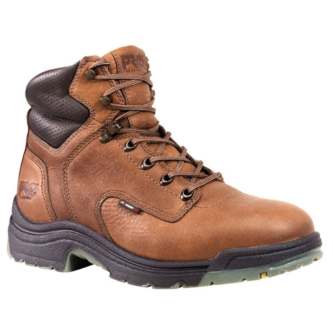 "Timberland PRO Men's 6"" TiTAN Soft Toe Boot"