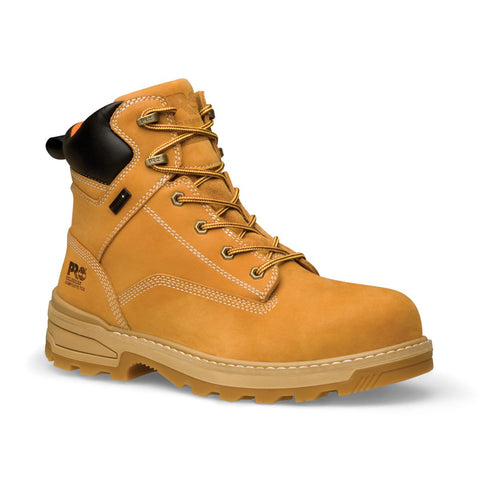 "Timberland PRO Men's 6"" Resistor Composite Safety Toe Waterproof Insulated Boot"