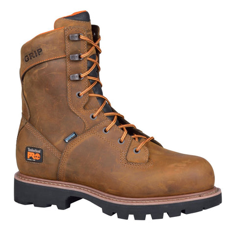 "Timberland PRO Men's 8"" Crosscut ST WP BR Boot"