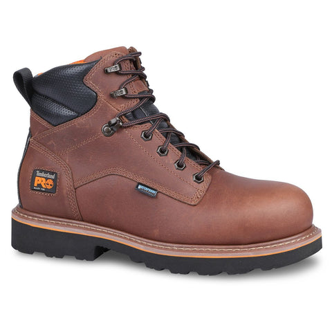 "Timberland PRO Men's 6"" Ascender AL WP BR Boot"