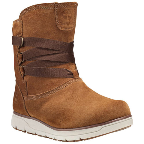Timberland Womens Leighland Pull On Waterproof Boot