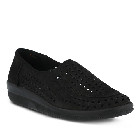 Spring Step Women's Twila Slip-On Shoe Black