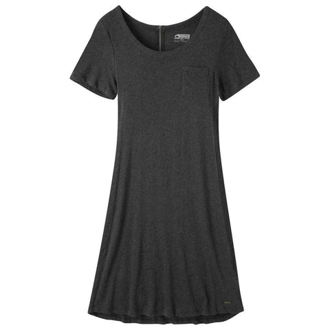 Mountain Khakis Women's Go Time Dress - Black