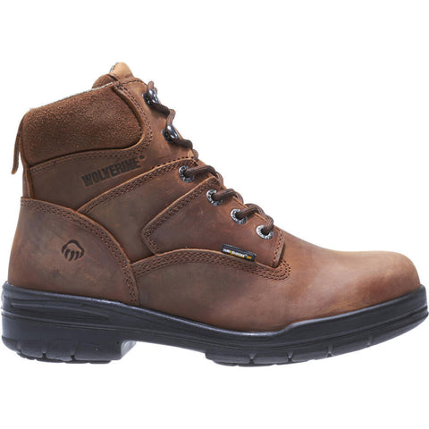 "Wolverine Men's Durashocks® Slip Resistant Steel-Toe 6"" Work Boot"