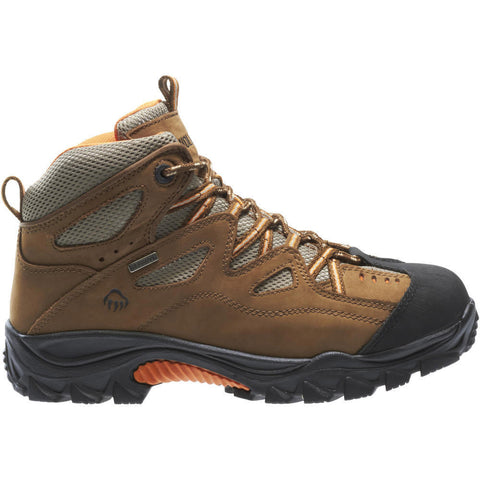 Wolverine Men's Durant Waterproof Steel-Toe EH Work Boot